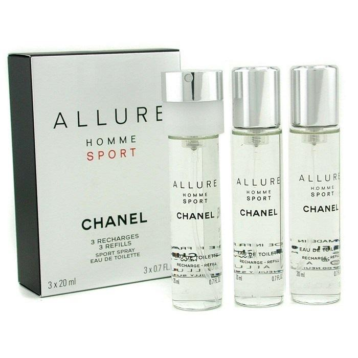 Chanel Allure Men Sport Eau de Toilette - Navulbaar