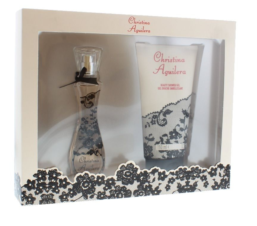 Christina Aguilera Geschenkset - Eau de Parfum 30 ml & Shower Gel 150 ml
