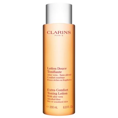 Clarins Lotion Douce Tonifiante - Extra Comfort Toning Lotion 200 ml