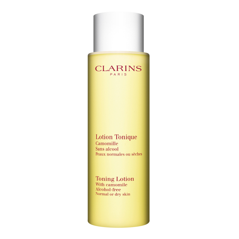 Clarins Lotion Tonique Camomille - Toning Lotion Normale and Dry Skin 200 ml