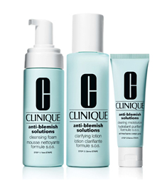 Clinique Anti-Blemish Solutions Clear Skin System Starter Kit