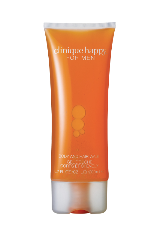 Clinique Happy for Men Body & Hair 200 ml