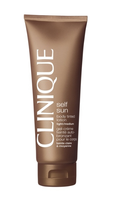 Clinique Self Sun Body Tinted Lotion Light - Medium 125 ml