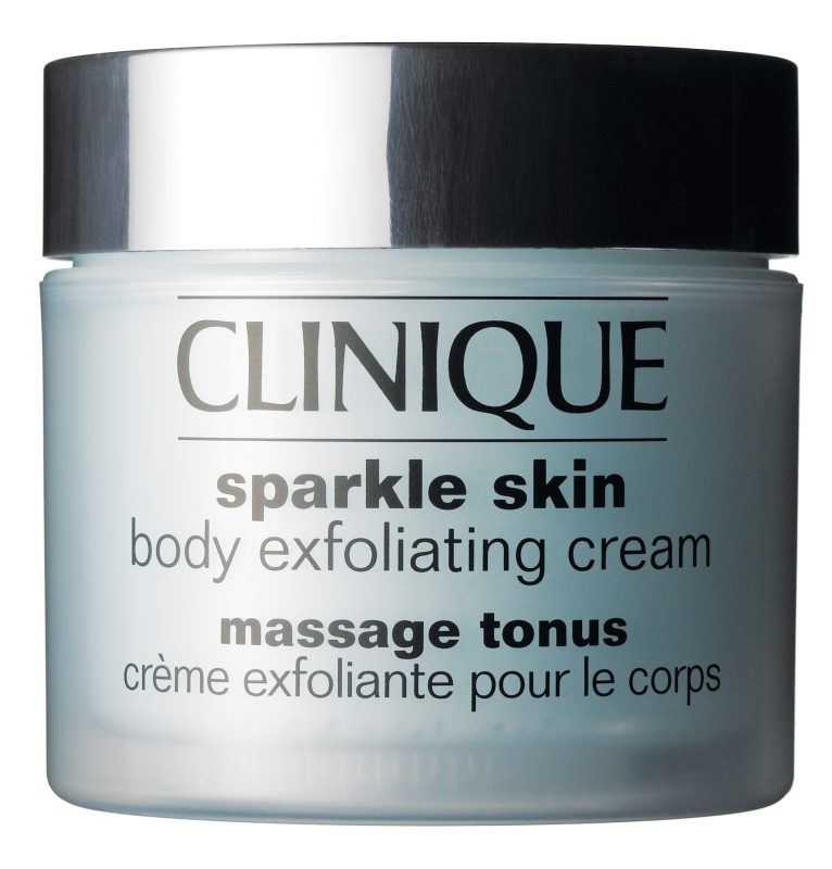 Clinique Sparkle Skin Body Exfoliating Cream 250 ml