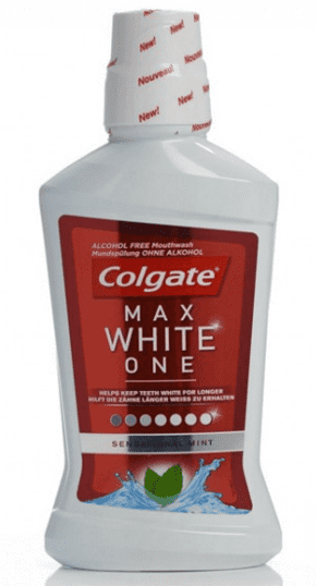Colgate Mondwater - Max White One 500 ml