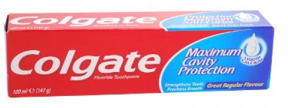 Colgate Tandpasta - Maximum Cavity Protection 100ml