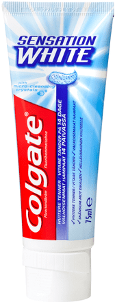 Colgate Tandpasta - Sensation White 75 ml