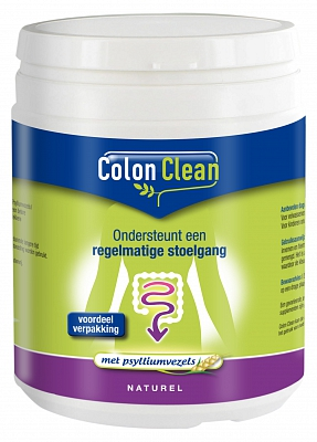 Colon Clean Natural Psylliumvezels Bestekoop