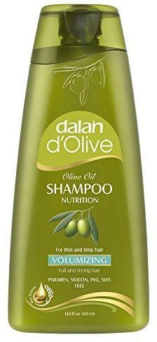 Dalan d\Olive - Shampoo - Volumizing - 400 ml.
