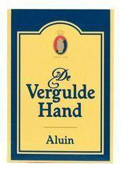 De Vergulde Hand - Aluin Aftershave Blok
