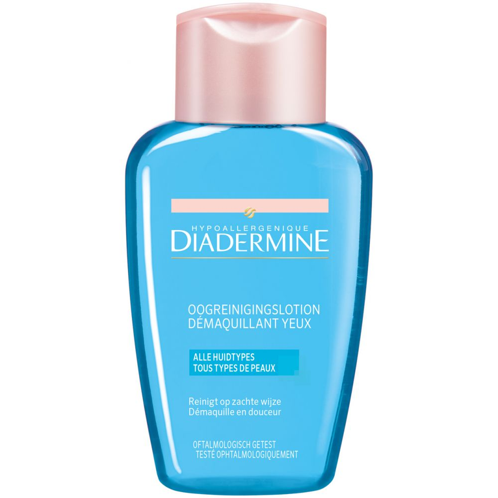 Diadermine Oogreinigingslotion Soft 125 ml