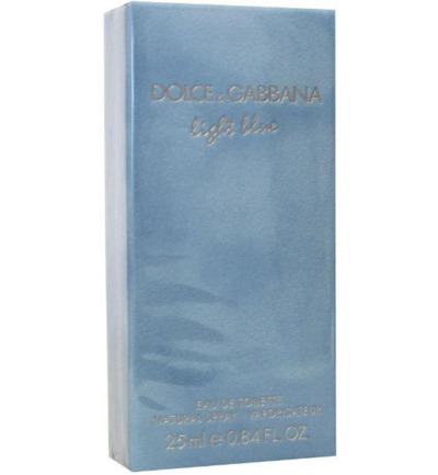 Dolce&Gabbana Light Blue Eau De Toilette Natural Spray (25ml)