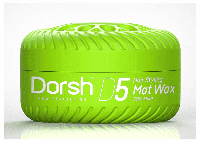 Dorsh New Revolution - D5 Mat Wax 150ml
