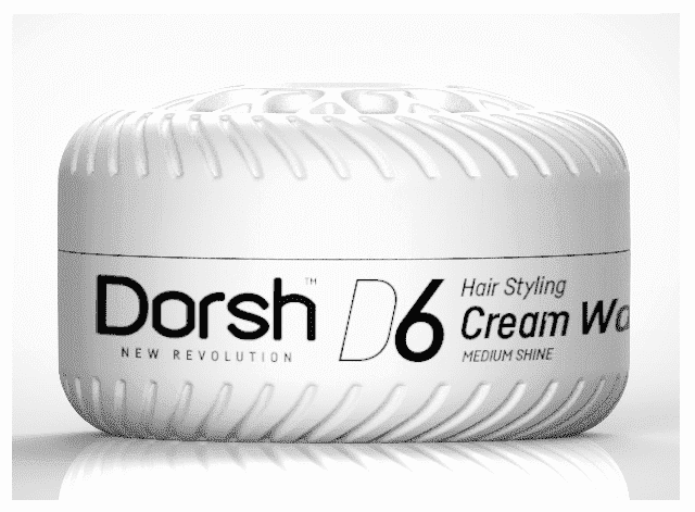 Dorsh New Revolution - D6 Cream Wax 150ml