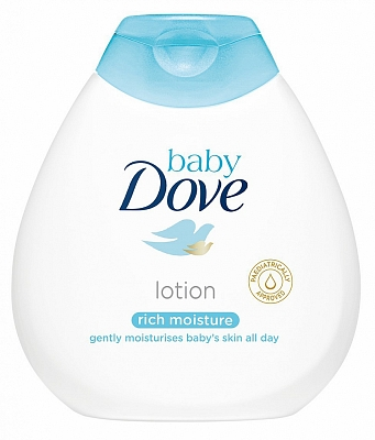 Dove Baby Lotion Rich Moisture