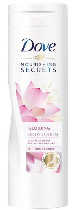 Dove Bodylotion - Glowing Ritual Lotusbloem 250 ml