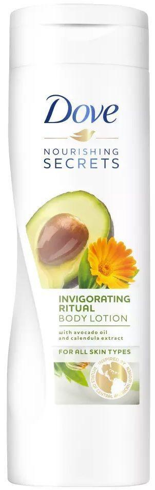 Dove Bodylotion - Invigorating Ritual Avocado 250 ml