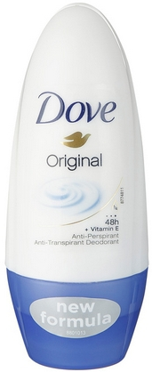 Dove Deodorant Deoroller - Roll on Original 50 ml