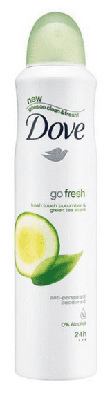 Dove Deodorant Deospray - Go Fresh Touch 250 ml
