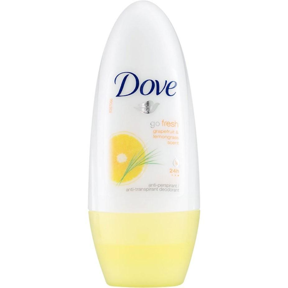 Dove Deodorant Go Fresh Grapefruit & Limoengras Deoroller 50 ml