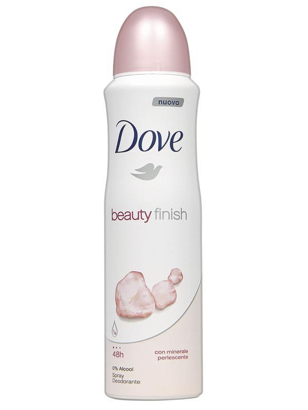 Dove Deospray Deodorant Beauty Finish 150 mL