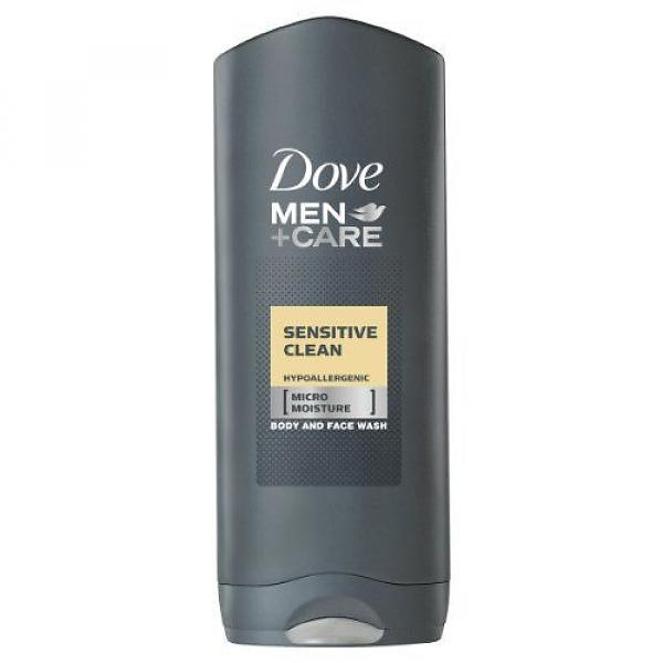 Dove Douchegel Men + Care Sensitive Clean 250 ml