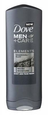Dove MenCare Douchegel Charcoal Clay