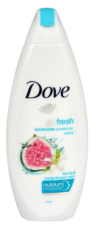Dove Showergel - Go Fresh Restore 250ml