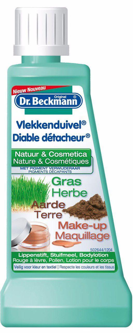 Dr. Beckmann Vlekkenduivel - Gras, Aarde & Make-up 50 ml