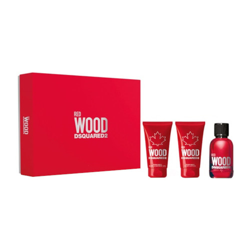 Dsquared2 Red Wood Gift set