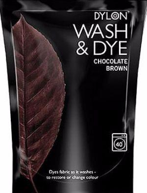 Dylon Was & Verf - Chocolate Brown 400 Gram