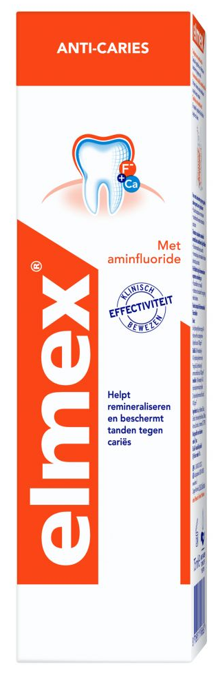 Elmex Tandpasta Anti-Caries - 75 ml