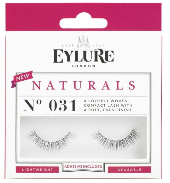 Eylure Nepwimpers - Naturals No. 031