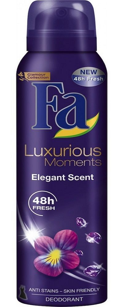 FA Deodorant Deo Spray Luxurious Moments - 150ml