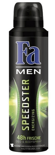 FA Men Deodorant Deospray - Speedster Energizing 150ml