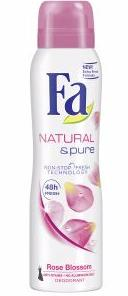 Fa Deodorant Deospray - Natural & Pure 150ml