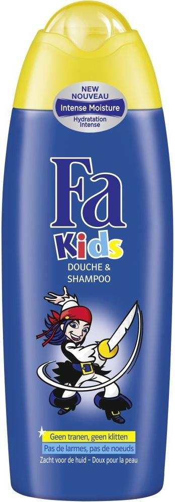 Fa Douchegel/Shampoo Kids - Piraat 250 ml