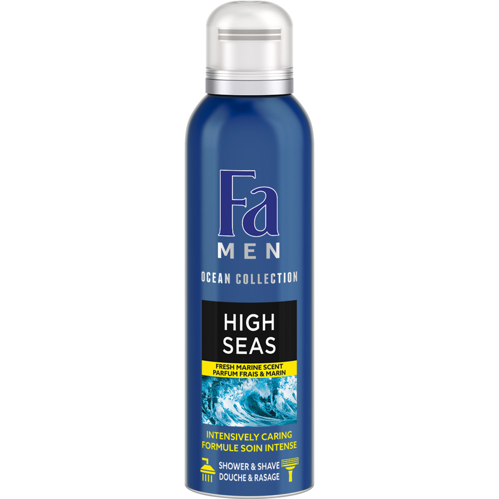 Fa Men Shower Foam High Seas 200 ml