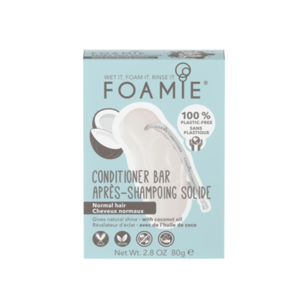Foamie Conditioner Bar Shake Your Coconuts