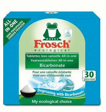 Frosch Vaatwastabletten - All-in-One 30st