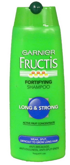 Garnier Fructis Shampoo - Long & Strong 200ml