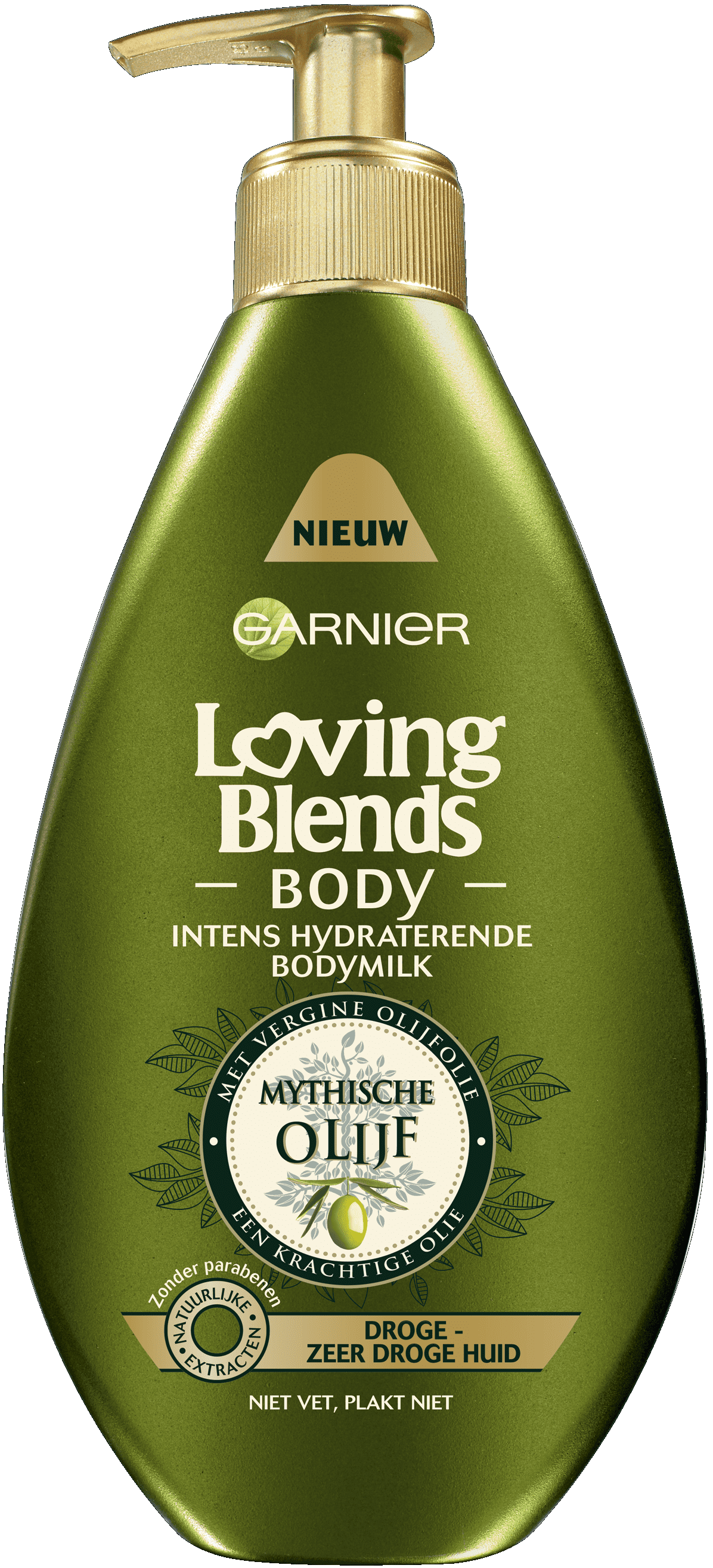 Garnier Loving Blends Bodymilk - Mythische Olijf 250 ml