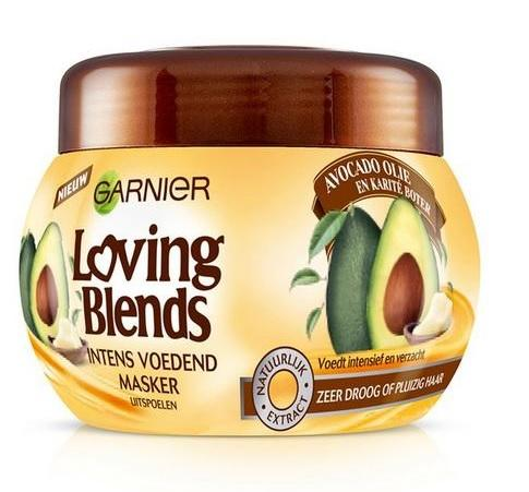 Garnier Loving Blends Haarmasker - Avocado Karité 300 ml