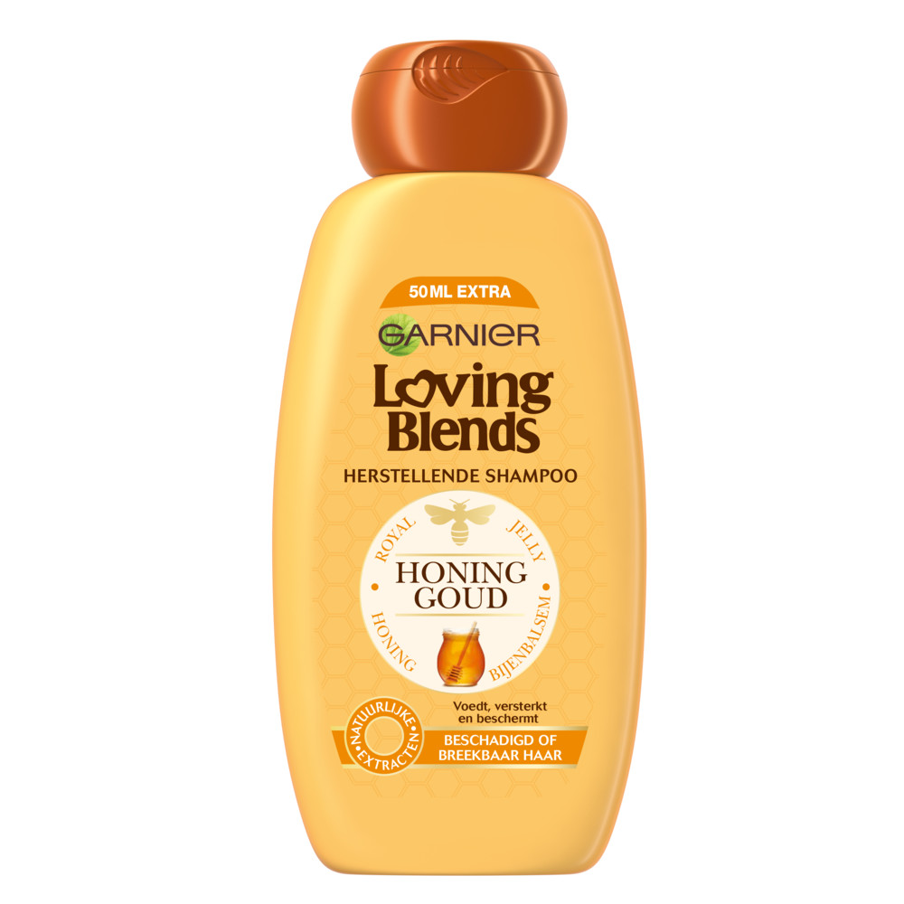 Garnier Loving Blends Honinggoud Shampoo 300 ml