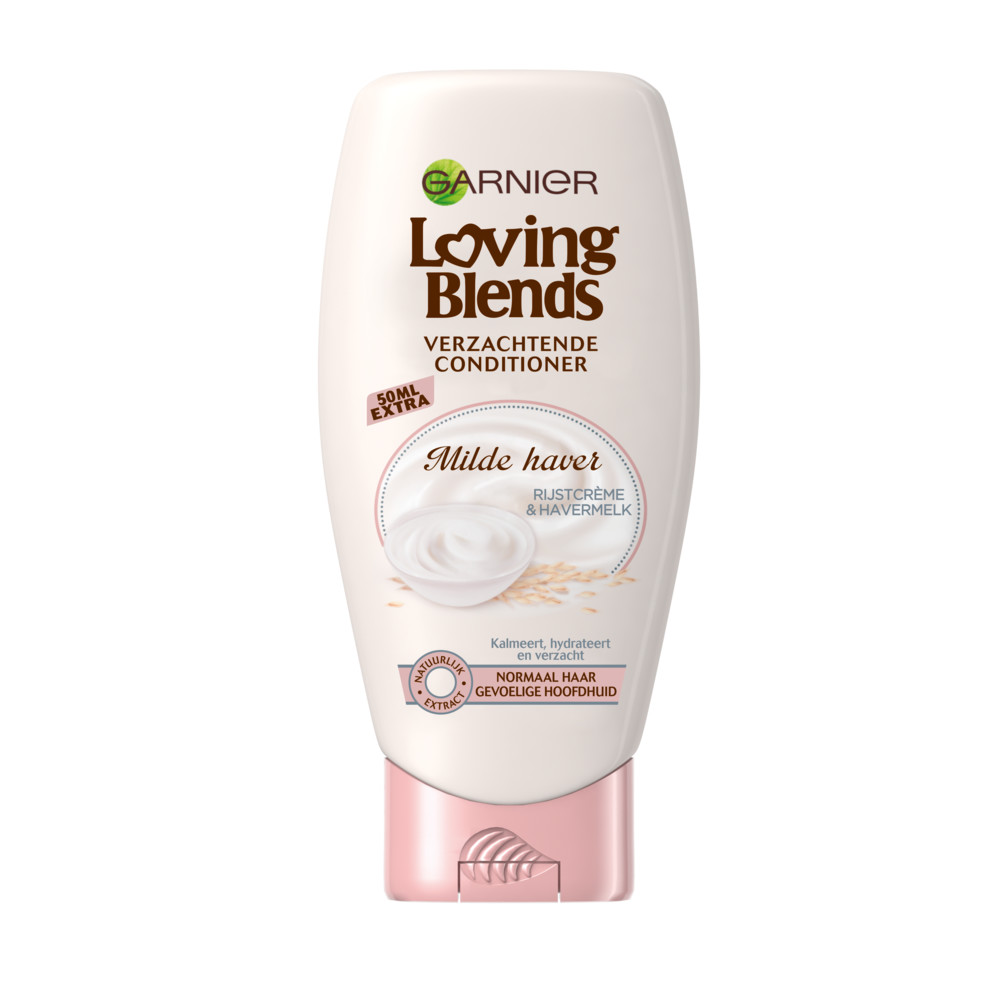 Garnier Loving Blends Milde Haver Conditioner 250 ml