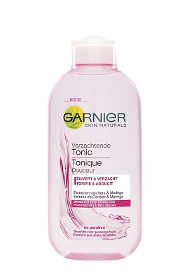Garnier Skin Naturals Clean and Soft Lotion