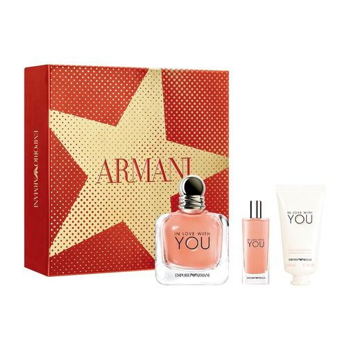 Giorgio Armani In Love With You Gift set