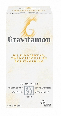 Gravitamon Dragees