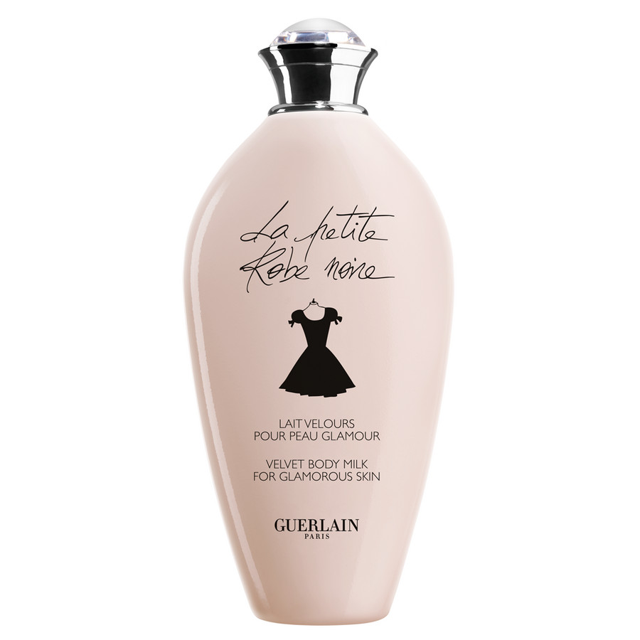 Guerlain La Petite Robe Noir Velvet Body Milk - For Glamour 200 ml