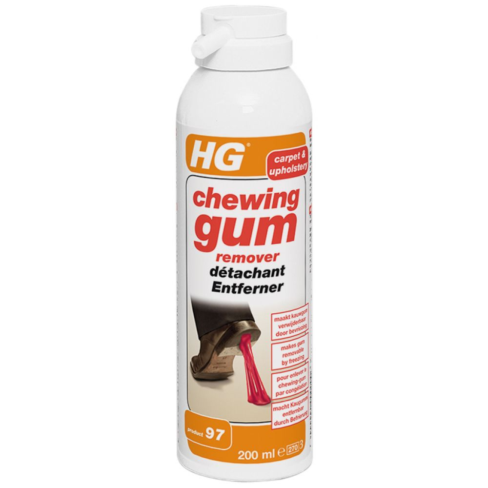 HG Chewing Gum Remover 200 ml